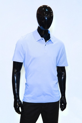 Мужская футболка-поло AM- 1-161-20-383
