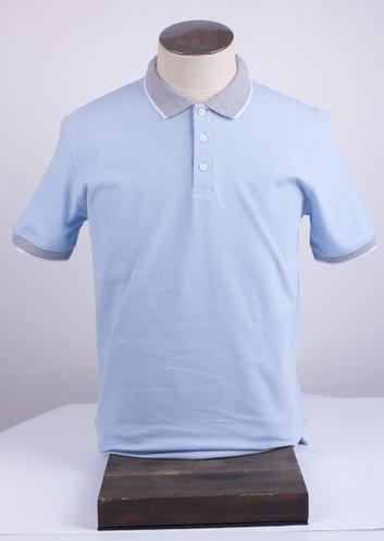 Мужская футболка-поло АРТ. 2-181-20-2106