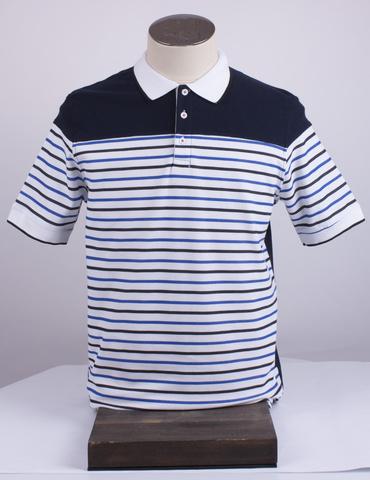 Мужская футболка-поло АРТ. 2-181-20-2114
