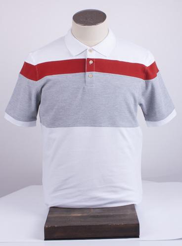 Мужская футболка-поло АРТ. 2-181-20-2117