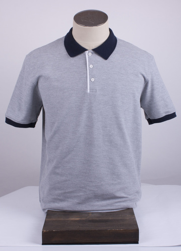 Мужская футболка-поло АРТ. 2-181-20-2110