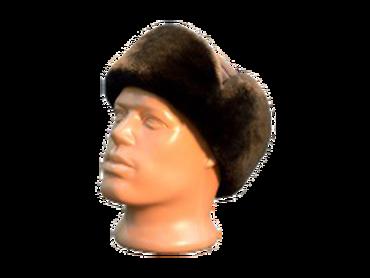 Шапка-ушанка модель 28