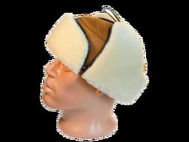 Шапка-ушанка – модель 3